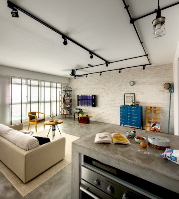 TINY IS IN: 10 Singapore Homes That'll Make You Want a HDB Flat Of Your Own!