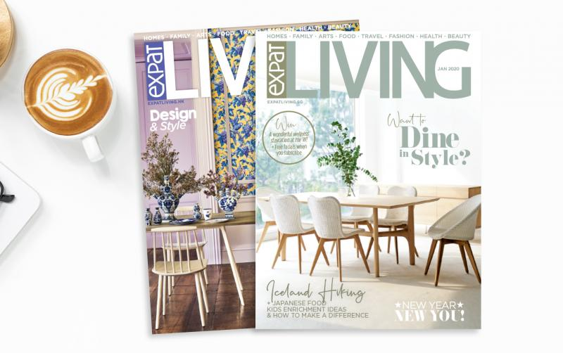 Expat Living Magazine